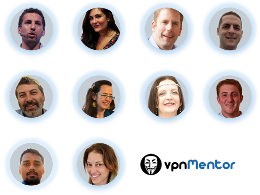 Експерти, які стоять за vpnMentor