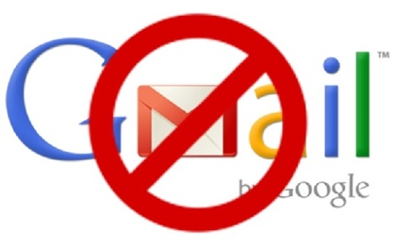 Gmail Blocked