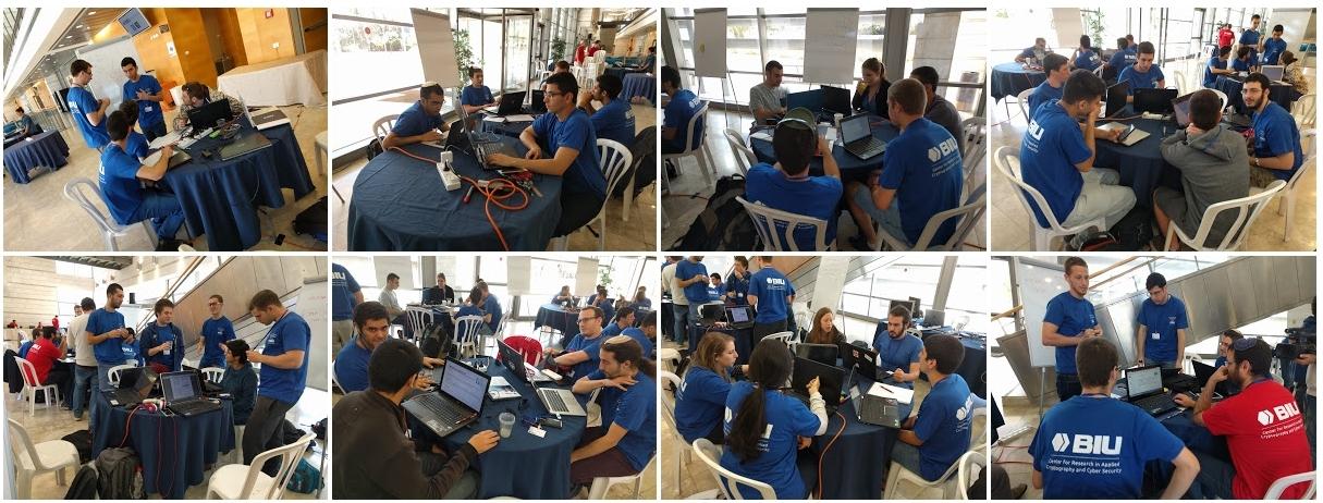 Cyber BIU hackathon