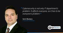 Cybertalk with IT security expert Sorin Mustaca