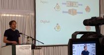 Interview with Stefan Dziembowski and his presentations in BIU Bitcoin Workshop