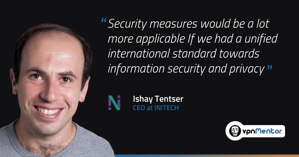 securing apps on the internet of things- interview with ishay tentser