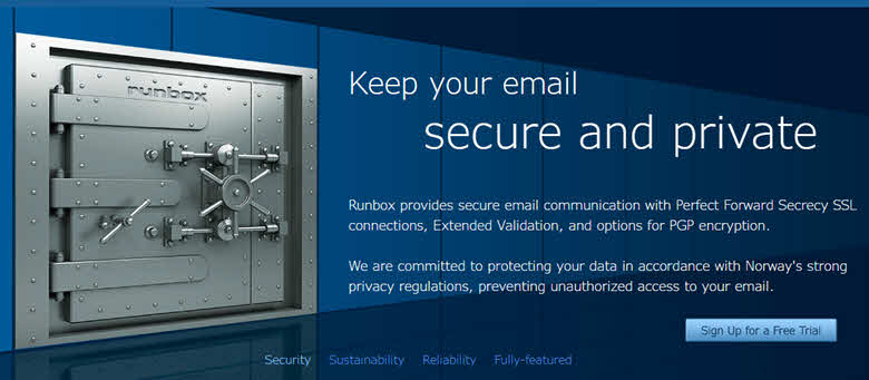 runbox solutions email security email privacy