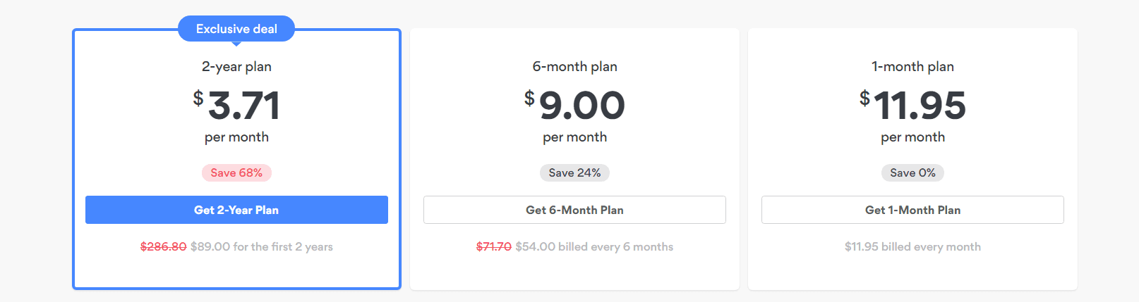 NordVPN updates subscription plans