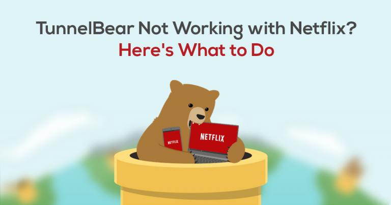 Netflix canada not loading