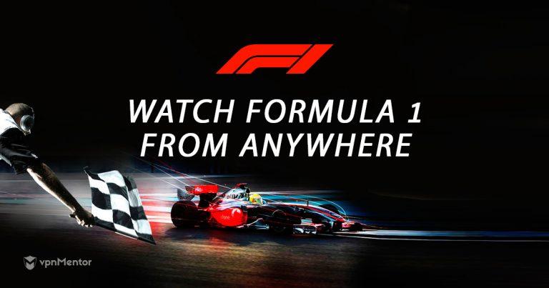 Watch Formula 1 Anywhere