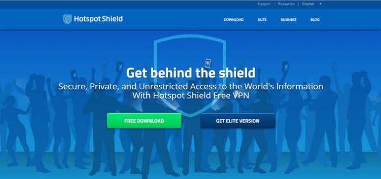 How to open a VPN account with HotSpot Shield and Install it on Windows