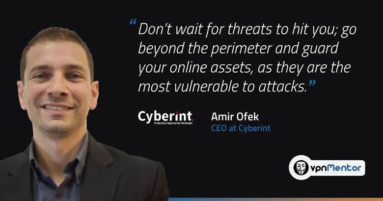 amir ofek CEO @ CyberInt