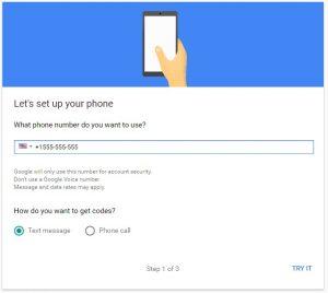 Google2steps