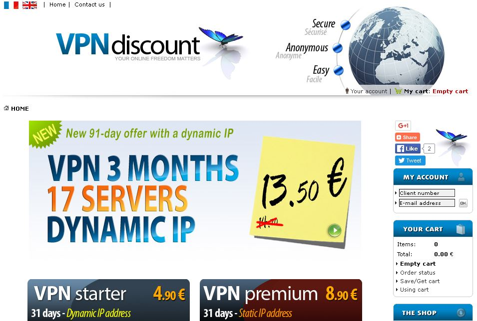 VPN-Discount Ulas