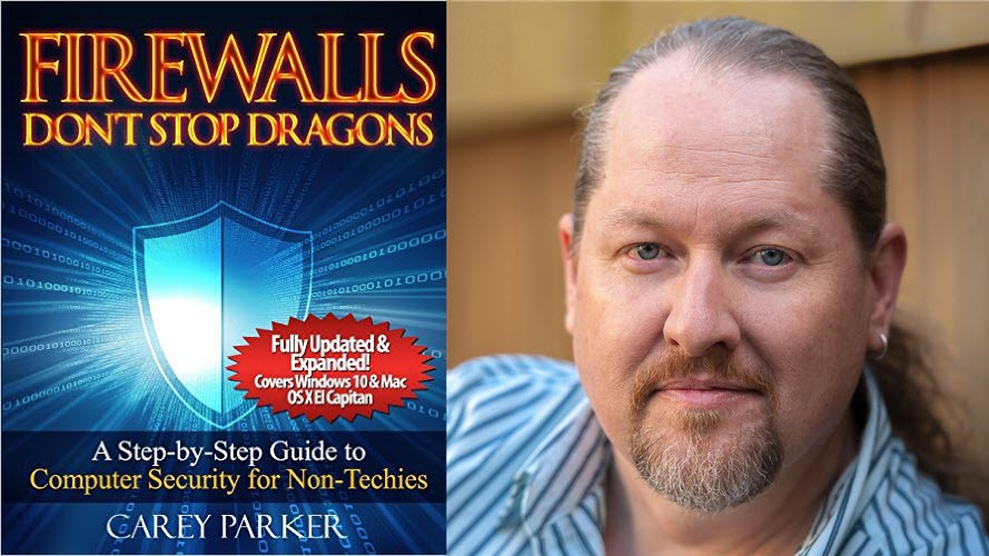 Free chapter of Firewalls Don't Stop Dragons- A Step by Step Guide to Computer Security For Non-Techies by carrey parker