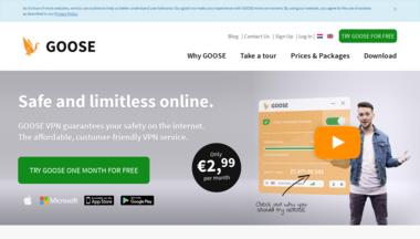 Goose VPN Đánh giá