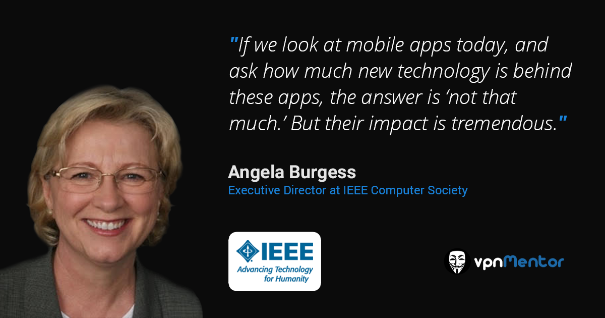 IEEE Computer Society – It is Not Just About the Technology