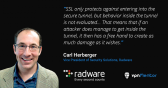 Radware – Staying Ahead of the Bad Guys