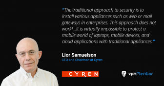 Cyren – Taking Internet Security to the Cloud