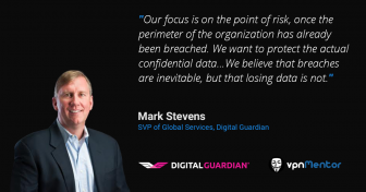 Digital Guardian – Protecting Your Data From  Both