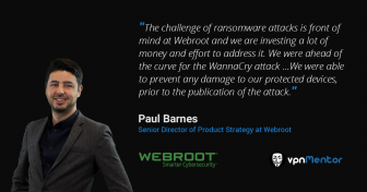 Webroot – Cloud-Based Protection For Home Users an