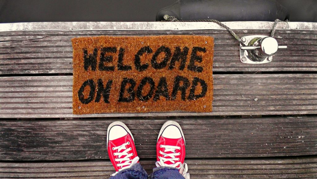 welcome-on-board