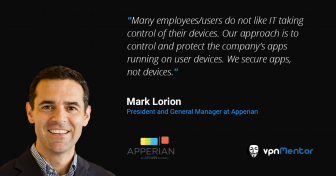 Apperian – Managing and Securing Corporate Mobile