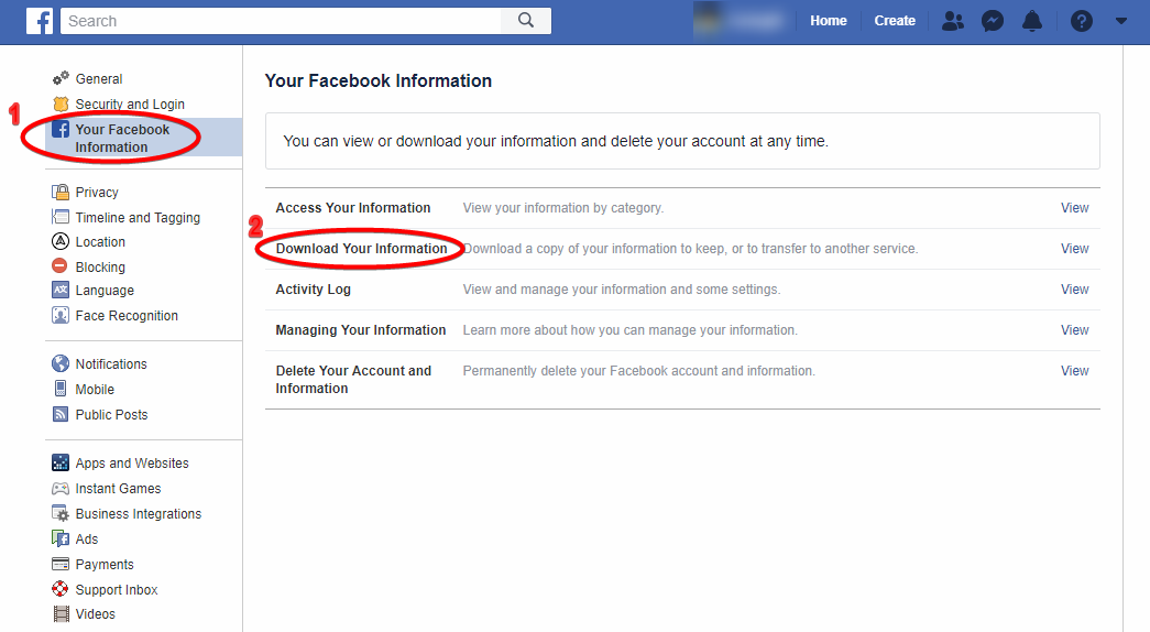 delete your facebook account (5)