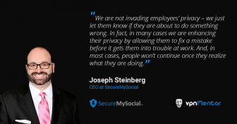 SecureMySocial – Making Sure You Never Share Somet