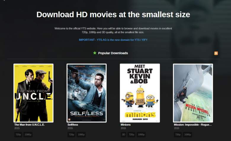 10 alternatives to extratorrent yts download hd movies