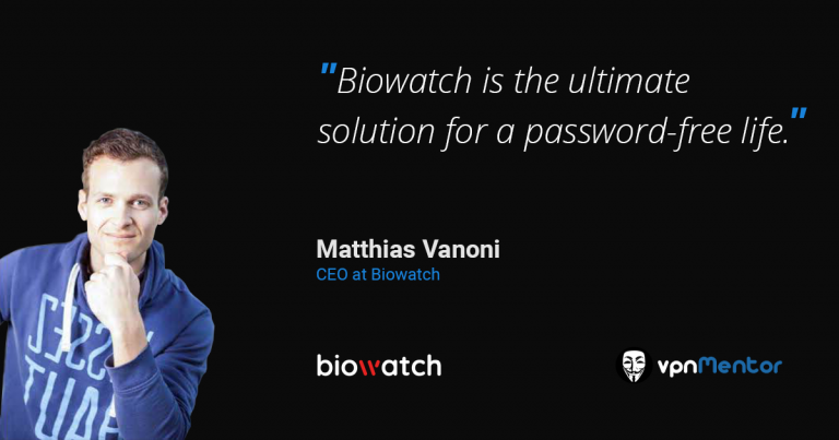 biowatch- securing your assets with vein recognition