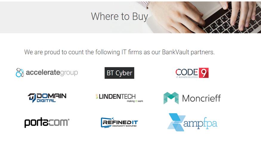 bankvault partners