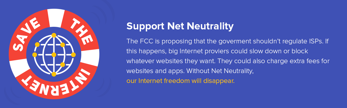 The Case for Net Neutrality - Catherine's Blog