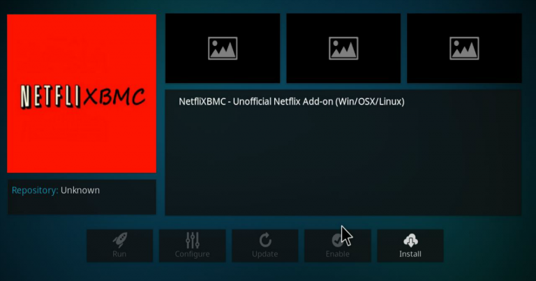 Image result for Netflix on your Kodi