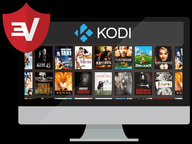 ExpressVPN za Kodi