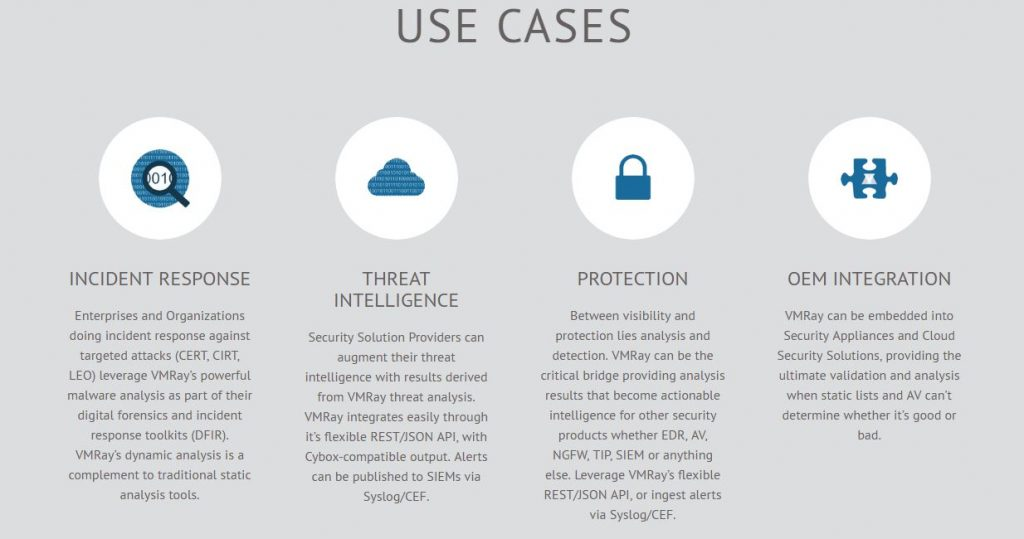 vmray use-cases