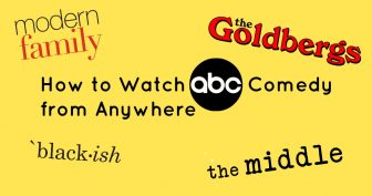 How to Watch ABC Comedy from Anywhere
