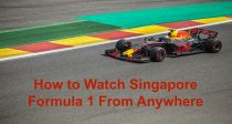 How to Watch Formula 1 Singapore Grand Prix From Anywhere