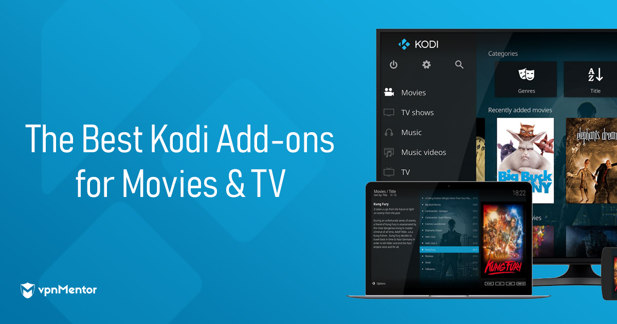10 Best Kodi Addons For Movies Tv That Work In 2021