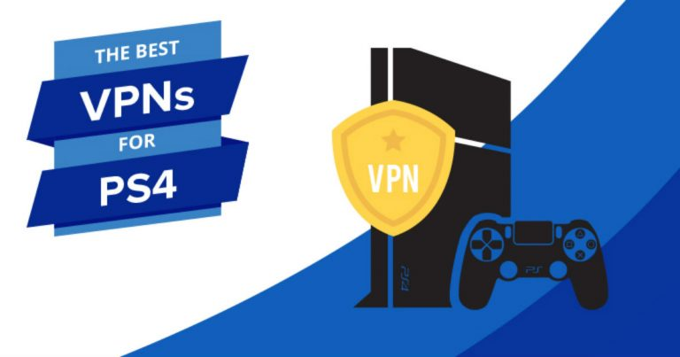 5 Best VPNs for PS4 in 2019 | Ranked By Speed, Safety & Price
