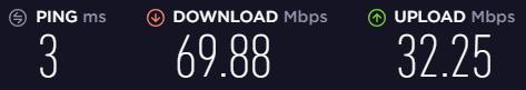 NordVPN hızı