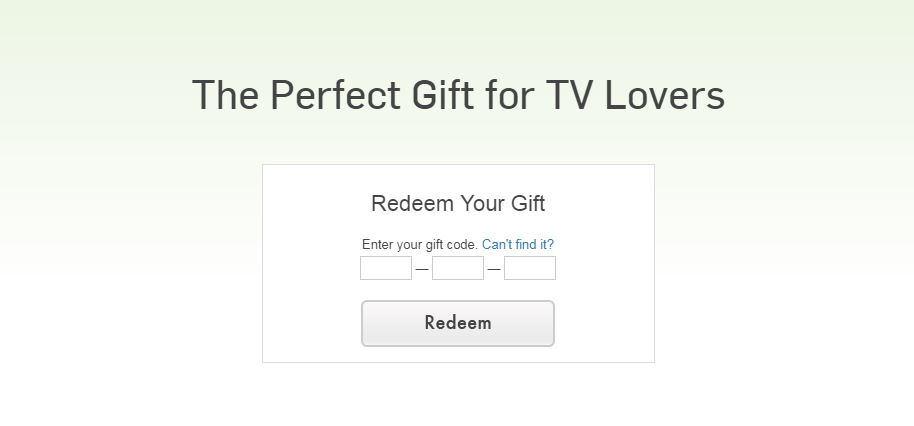 Perfect gift for TV lovers screenshot