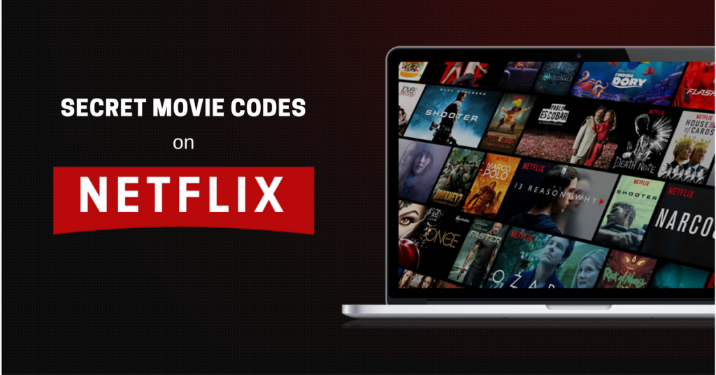 How to Access Netflix's Secret Movie Codes