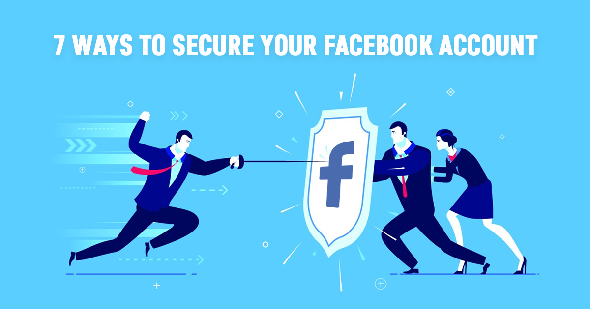 Secure Facebook Header