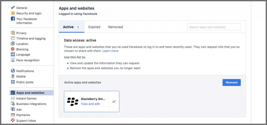 secure your facebook 10