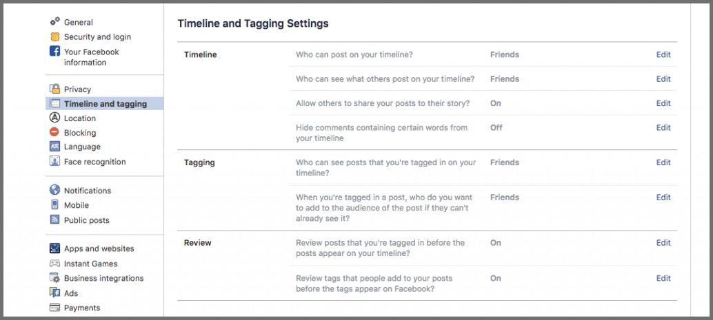 secure your facebook 6