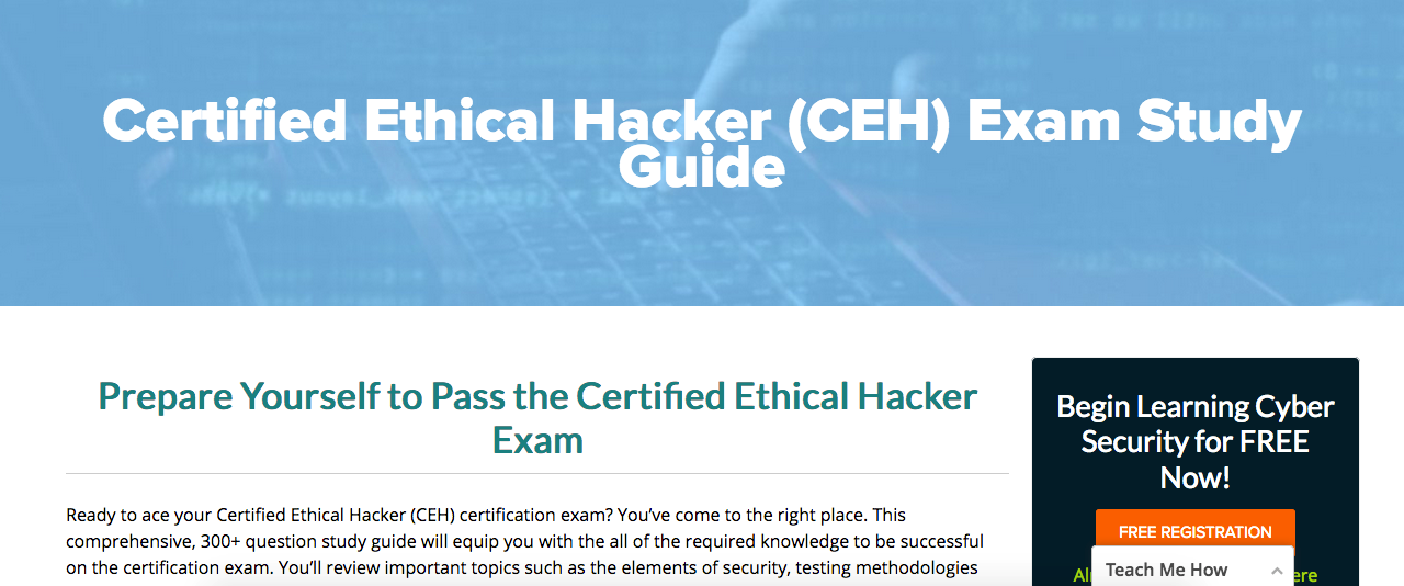 The Top 5 Places to Learn Ethical Hacking Online in 2019