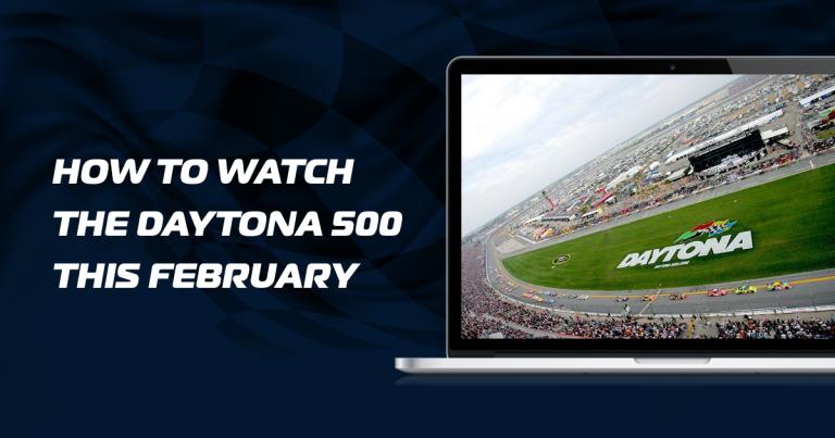 Watch the Daytona 500