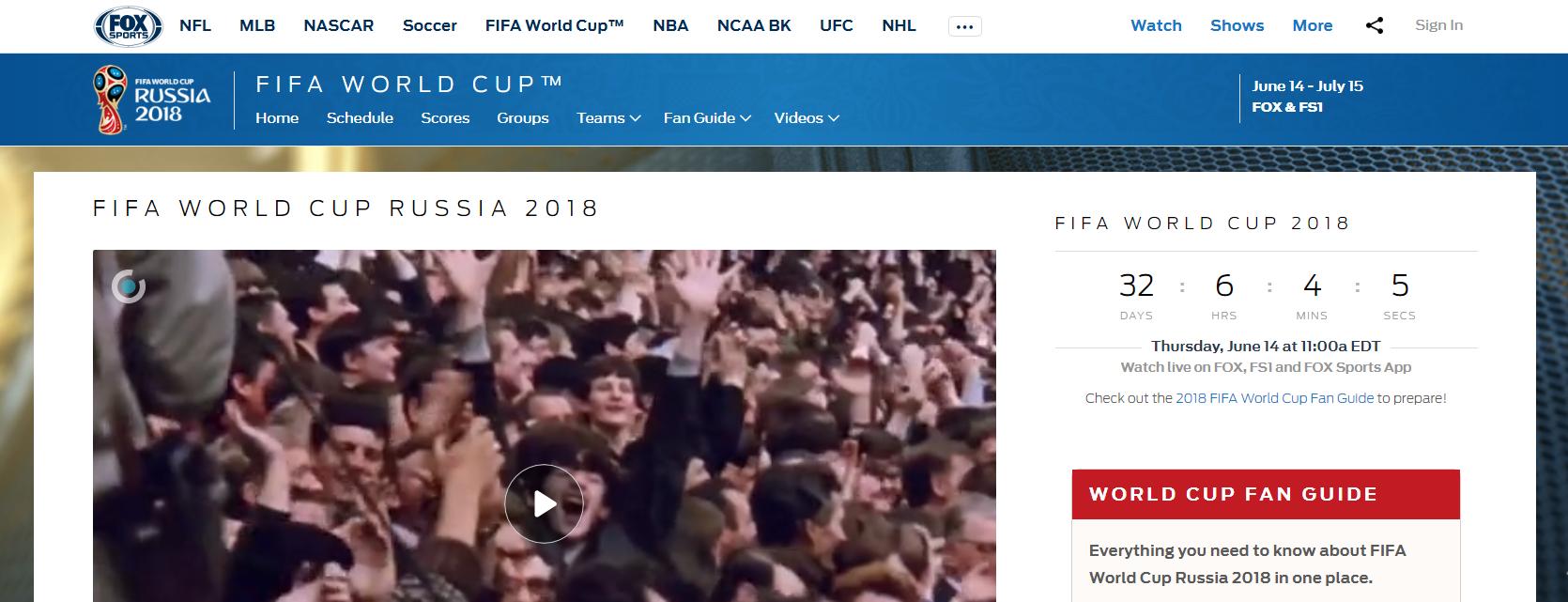 6 Cara Menonton Gratis Piala Dunia Fifa 2018 Dari Mana Saja Yang