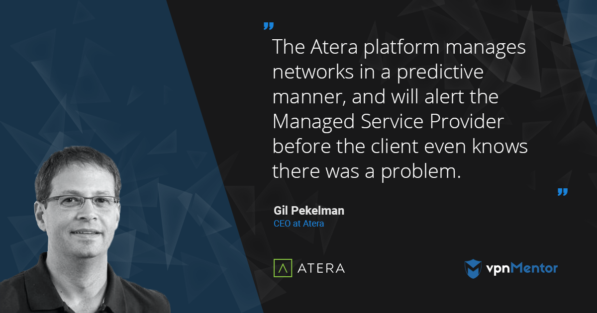 Meet Atera – The Wix of Remote IT Management Platforms