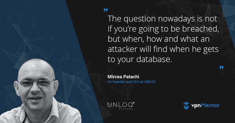 Mircea-Patachi CEO @ UNLOQ