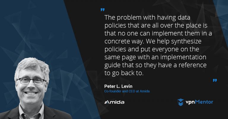 Peter Levin of Amida