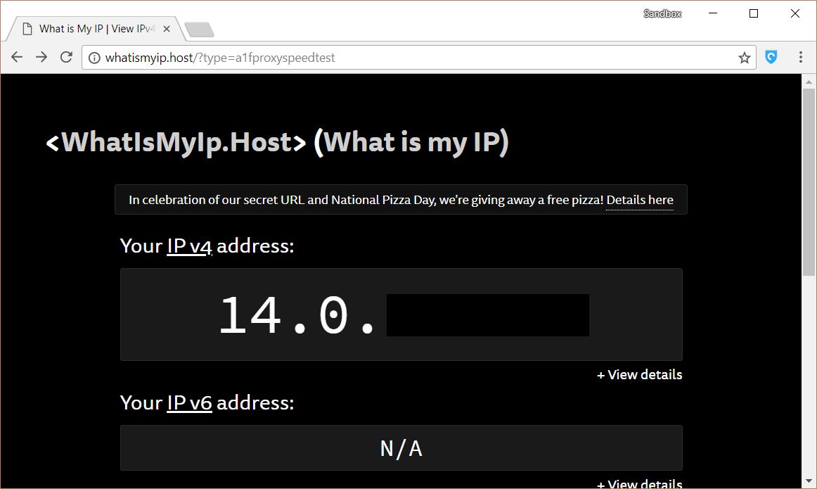 Hotspot Shield IP leak