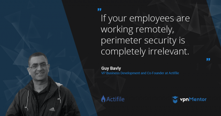 Guy-Bavly CEO at actifile